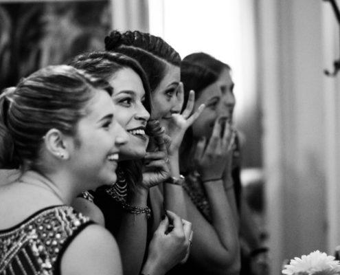 sorriso nel wedding